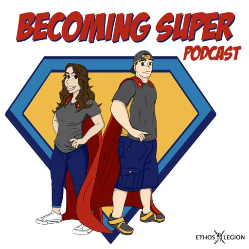 Cover art for podcast Becoming Super Podcast