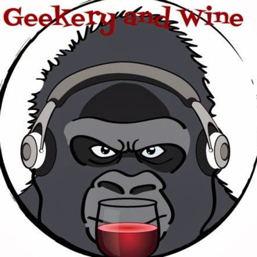 Cover art for podcast Geekery and Wine