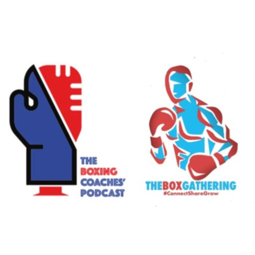 Cover art for podcast The Boxing Coaches' Podcast