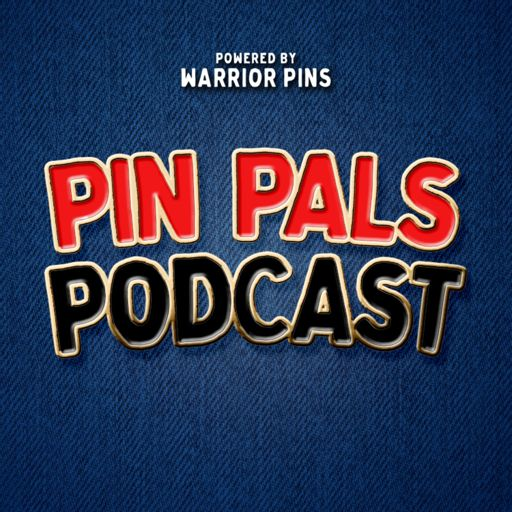 Cover art for podcast Pin Pals | A Podcast About Enamel Pins