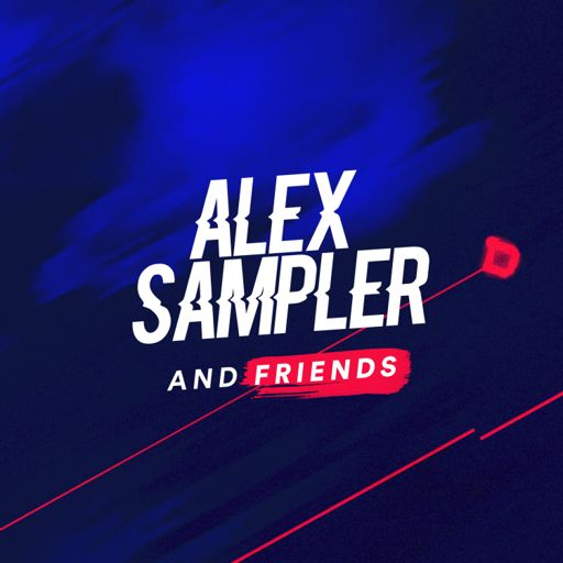 Cover art for podcast Alex Sampler and Friends