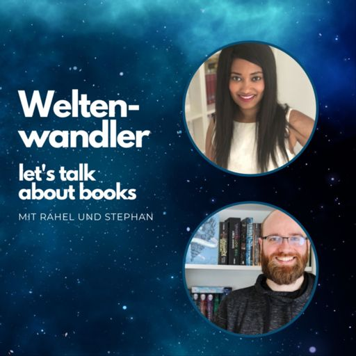 Cover art for podcast Weltenwandler - Let's talk about books!