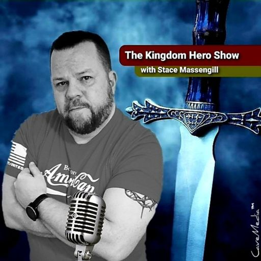 Cover art for podcast the Kingdom Hero Show
