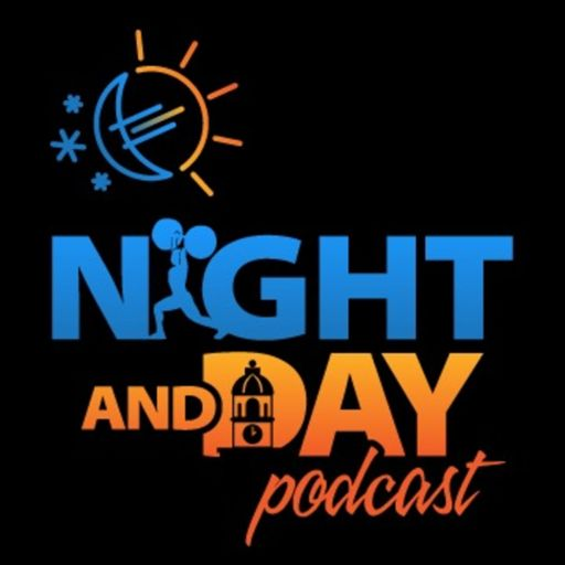 Cover art for podcast Night and Day Podcast