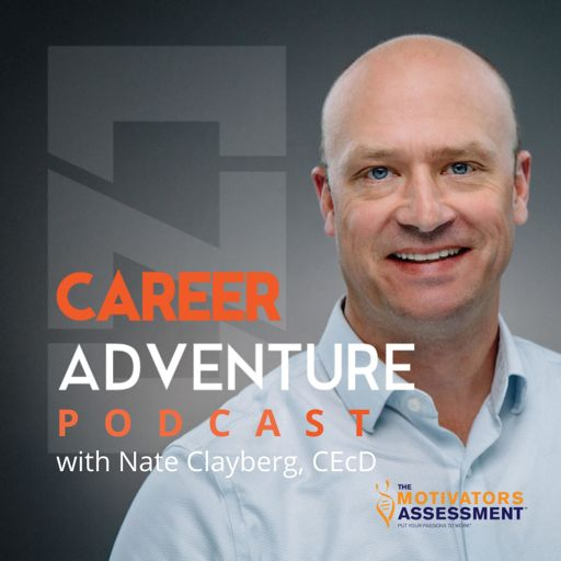 Cover art for podcast Career Adventure Podcast with Nate Clayberg