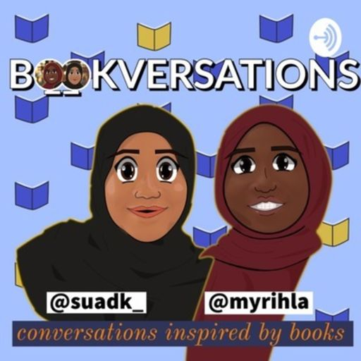Cover art for podcast Bookversations