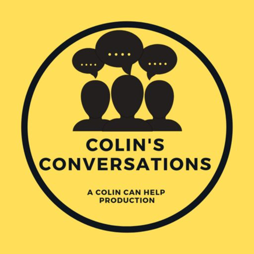 Cover art for podcast Colin's Conversations