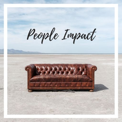 Cover art for podcast The People Impact Podcast
