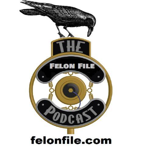 Cover art for podcast Felon File