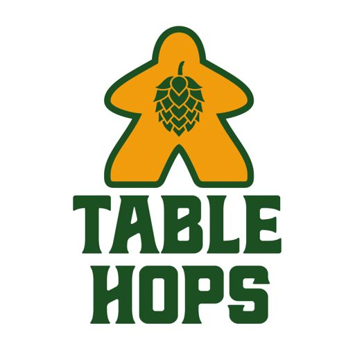Cover art for podcast Table Hops - Pairing Beer and Board Games