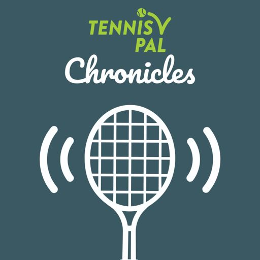 Cover art for podcast TennisPAL Chronicles