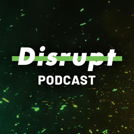 Cover art for podcast Disrupt Podcast With Tony Delgado