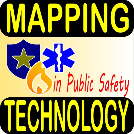 Cover art for podcast Mapping Tech in Public Safety