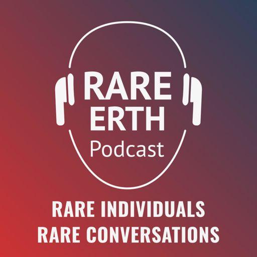 Cover art for podcast RareErth Podcast