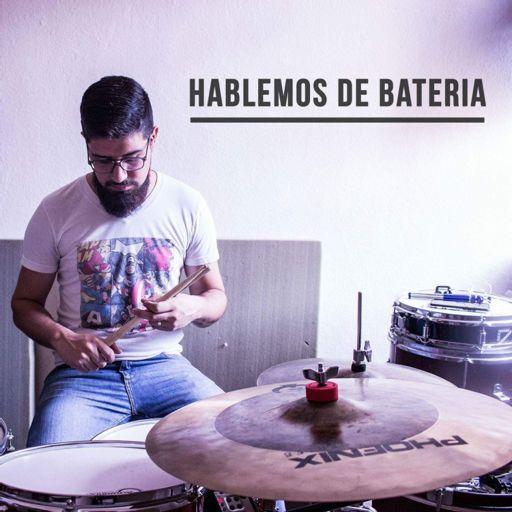 Cover art for podcast Hablemos de Batería