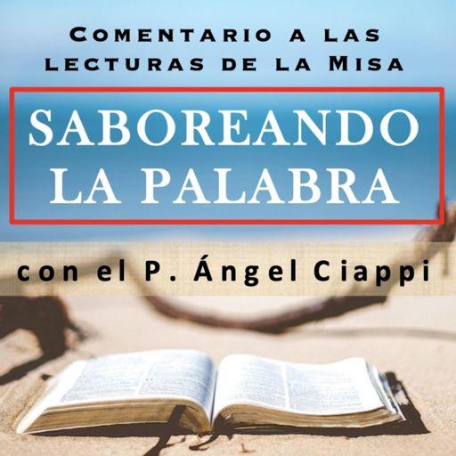 Cover art for podcast Saboreando la Palabra
