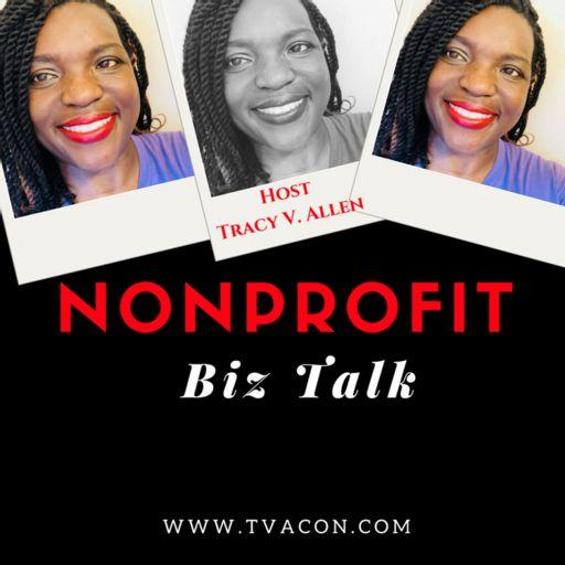 Cover art for podcast Nonprofit Biz Talk™