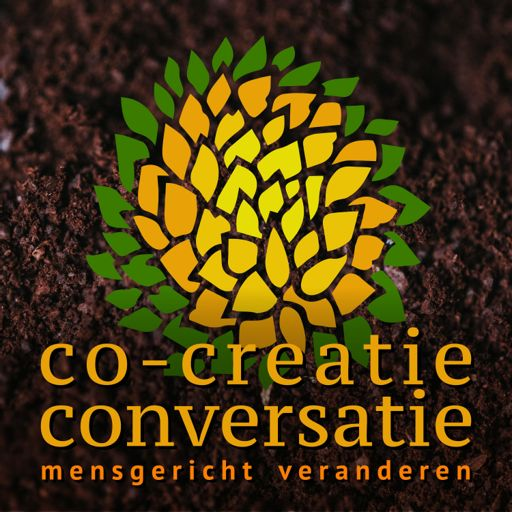 Cover art for podcast Cocreatie Conversatie - Mensgericht veranderen