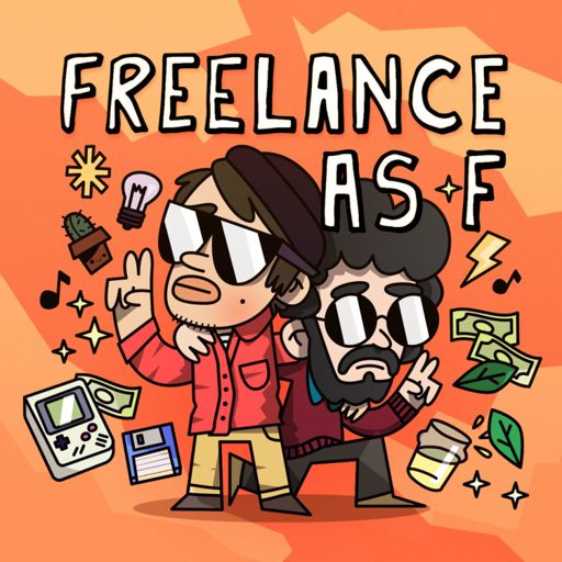Cover art for podcast Freelance As F