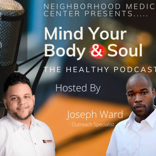 Cover art for podcast Mind Your Body & Soul: The Healthy Podcast