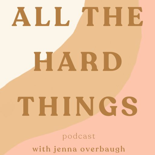 Cover art for podcast All The Hard Things
