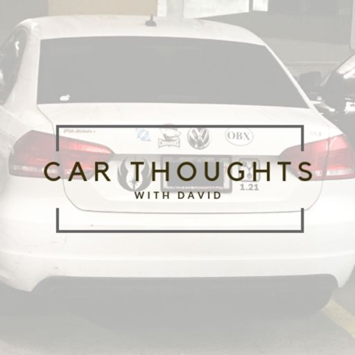 Cover art for podcast Car Thoughts with David