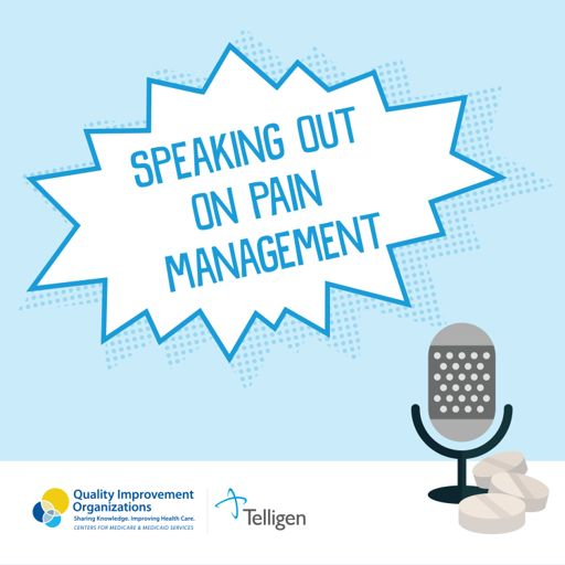 Cover art for podcast Speaking Out on Pain Management