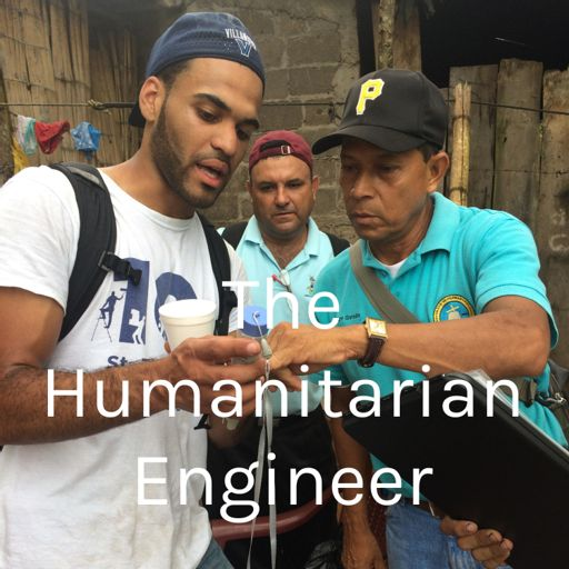 Cover art for podcast The Humanitarian Engineer