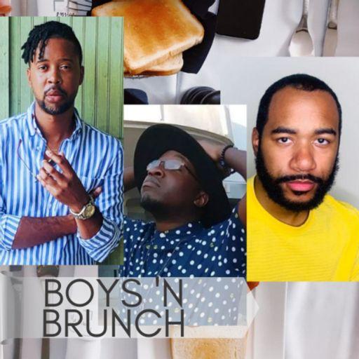 Cover art for podcast Boys 'N Brunch