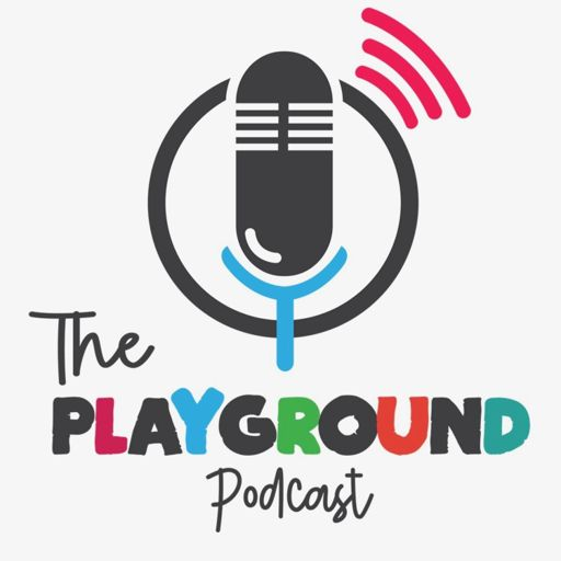 Cover art for podcast The Playground Podcast
