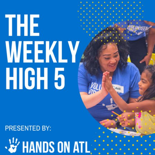 Cover art for podcast The Weekly High 5
