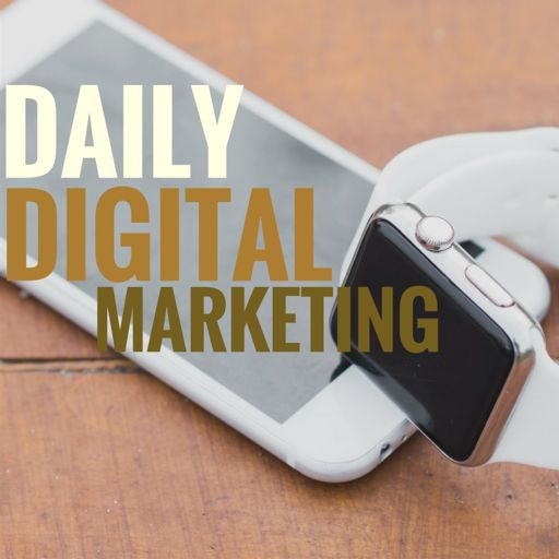 Cover art for podcast Daily Digital Marketing