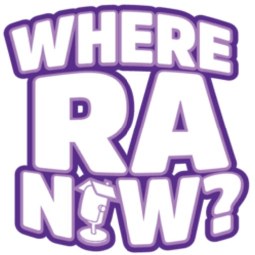 Cover art for podcast Where R.A. Now?
