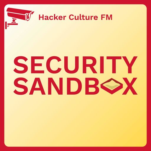 Cover art for podcast Security Sandbox