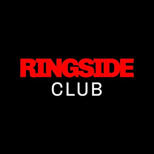 Cover art for podcast The Ringside Club: Pro Wrestling Show