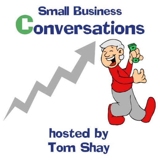 Cover art for podcast Small Business Conversations