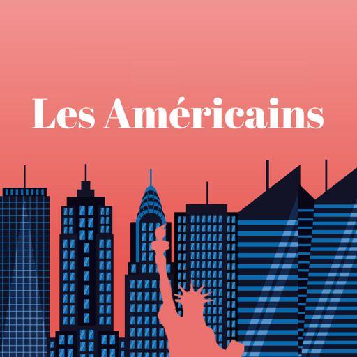 Cover art for podcast Les Américains