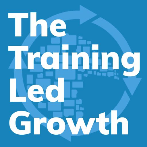Cover art for podcast The Training Led Growth Podcast