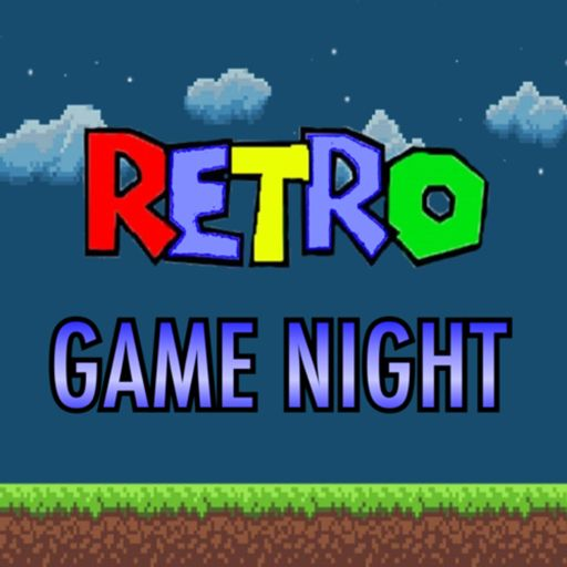 Cover art for podcast Retro Game Night