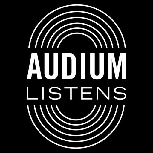 Cover art for podcast Audium Listens