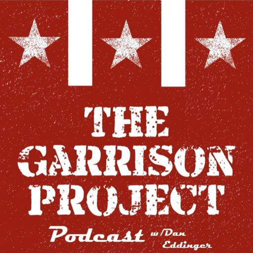 Cover art for podcast The Garrison Project Podcast