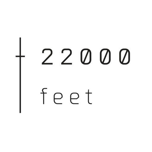 Cover art for podcast 22000 feet