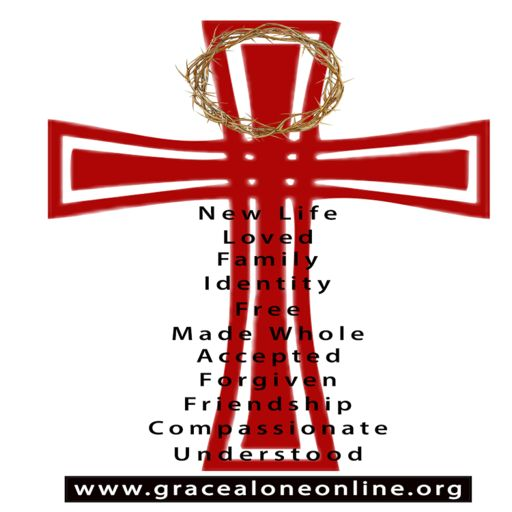 Cover art for podcast Grace Alone Online