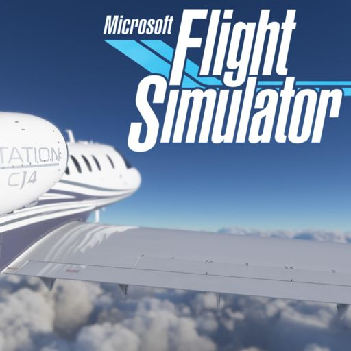 Cover art for podcast Adventure Through The Skies - A Microsoft Flight Simulator Podcast