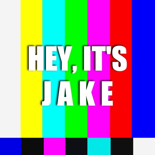 Cover art for podcast Hey, It's Jake