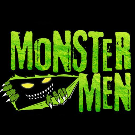 Cover art for podcast Monster Men