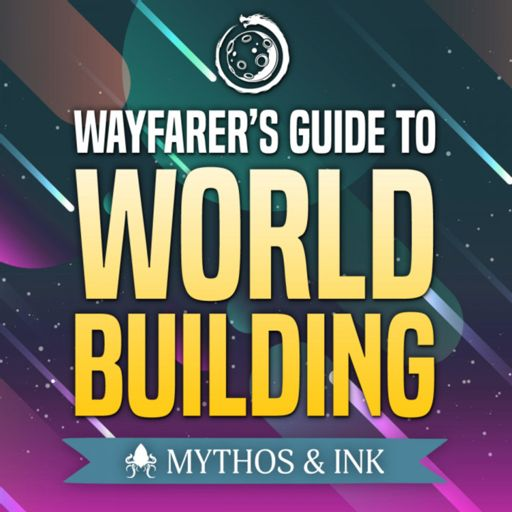 Cover art for podcast Wayfarer's Guide to Worldbuilding