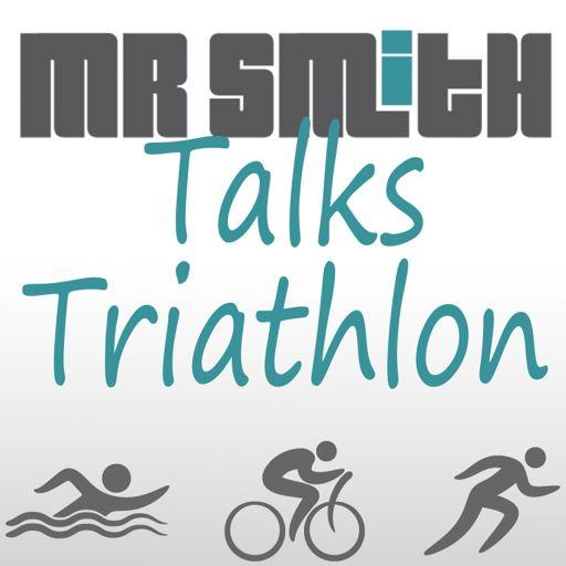 Cover art for podcast Mr Smith Talks Triathlon
