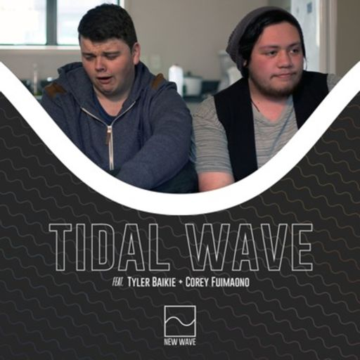 Cover art for podcast Tidal Wave