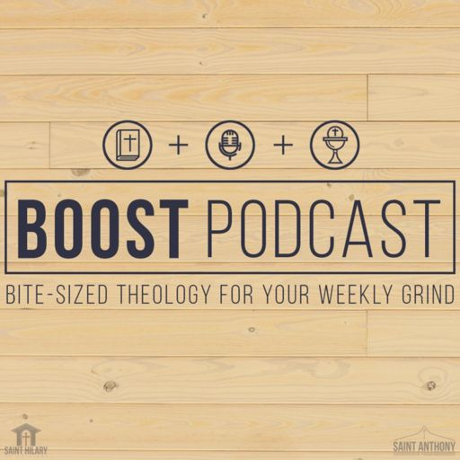 Cover art for podcast Boost Podcast